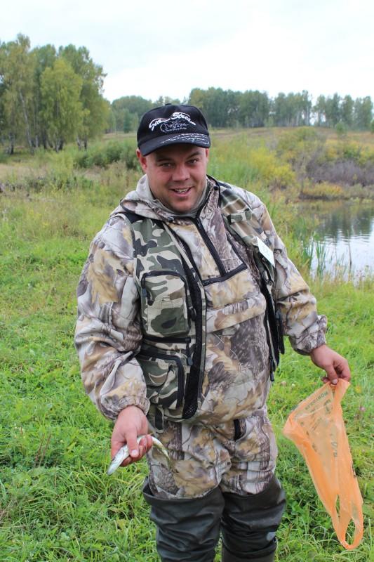 кемеровский рыбак