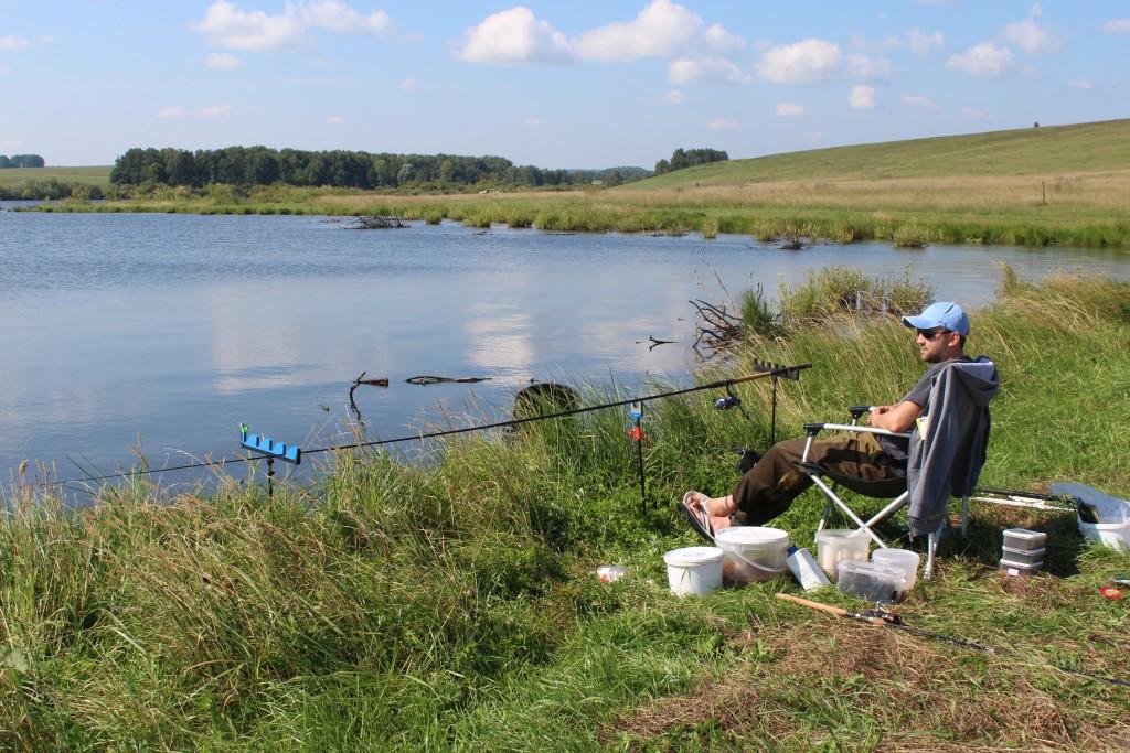 Рыбалка по минскому шоссе с проживанием