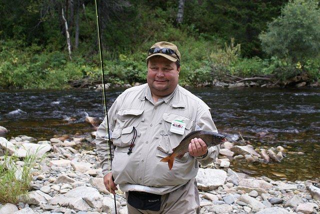 Рыбалка в кузбассе на хариуса